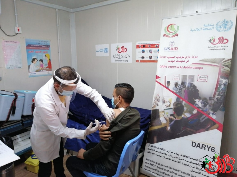 DARY EXAMINED AND TREATED ( ) CITIZENS AND CONDUCTED (96110 ) HEALTH AWARENESS SESSION DURING  APRIL 2021