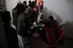 DARY Humanitarian Organization helped 250 displaced people